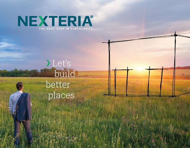Nexteria - Let's Build Better Places
