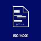 Download het certificaat voor ISO 14001