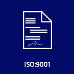 Download het certificaat voor ISO 9001